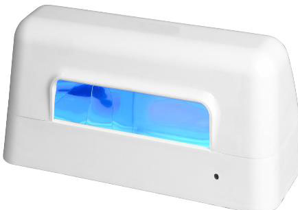 Nail UV lamp file
